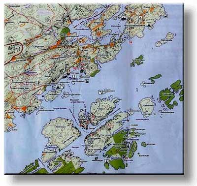 kart lyngør Kart over Lyngør og Gjeving kart lyngør